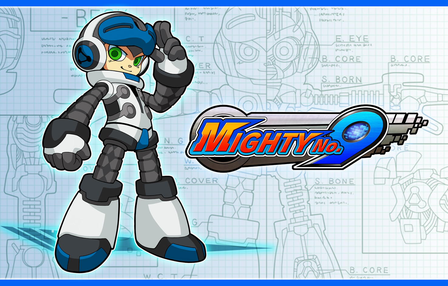 [How to win] [Mighty No.9] ฉากที่ 11 Robot Factor